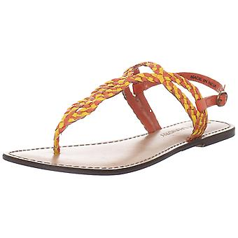 Chinese Laundry Womens Native Open Toe Casual T-Strap Sandals