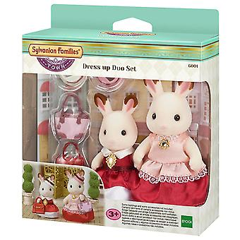 Sylvanian Families 6001 Dress up Duo Set New Town
