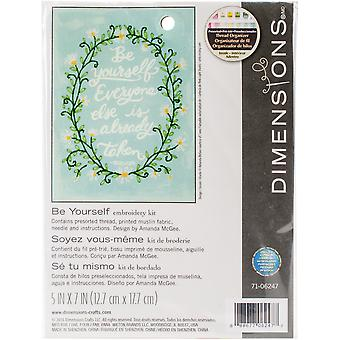 Dimensions Embroidery Kit 5