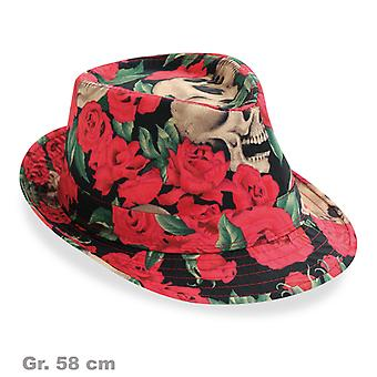 Trilby roses Mexico dead day Mr Hat
