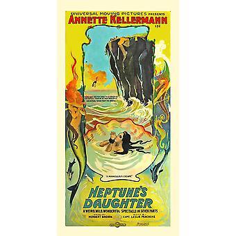 Neptunes figlia Movie Poster (11x17)