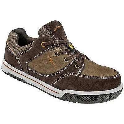 Protective footwear S3 Size: 42 Brown Albatros ESD 641970 1 pair