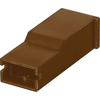Insulation sleeve Brown TE Connectivity 1-154719