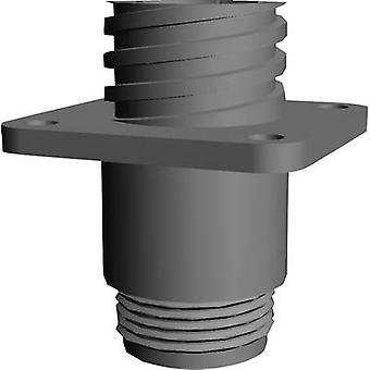 TE Connectivity 206061-1 Bullet connector Sleeve socket Series (connectors): CPC Total number of pins: 4 1 pc(s)