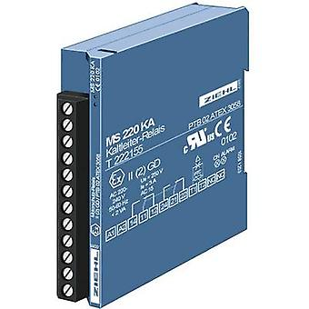 Tripping unit Ziehl MSR 220 KA No. of relay outputs: 2