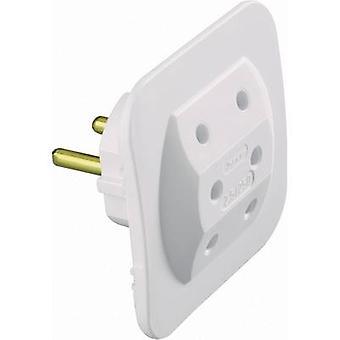 Kopp 1749.0200.5 3x Socket splitter White