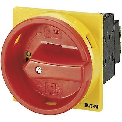 Eaton P1-32 EA SVB Limit switch Lockable 32 A 690 V 1 x 90 ° jaune, rouge 1 pc(s)