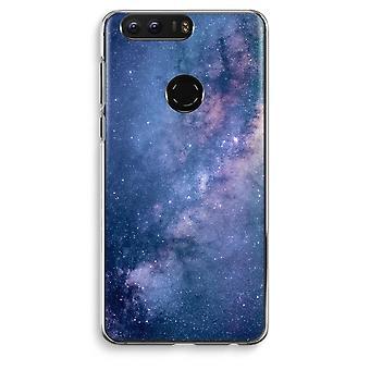 Honor 8 Transparent Case (Soft) - Nebula