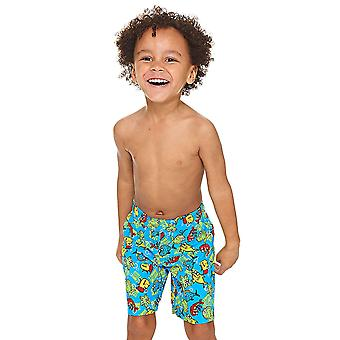 ZOGGS podejrzany Business Watershorts Blue/Multi