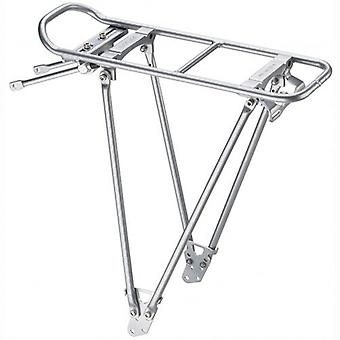 Racktime system rear carrier Foldit adjustable 26″ 28″ / / black, silver