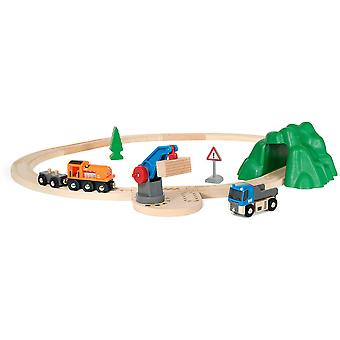 Brio World Starter Lift & Load Set A