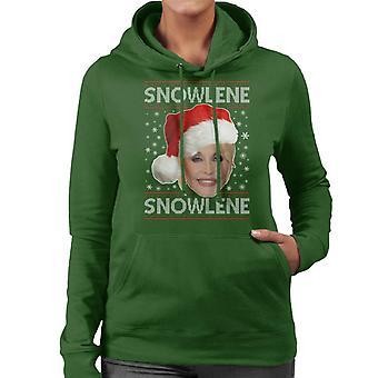 Dolly Parton Snowlene Women's Hooded Sweatshirt