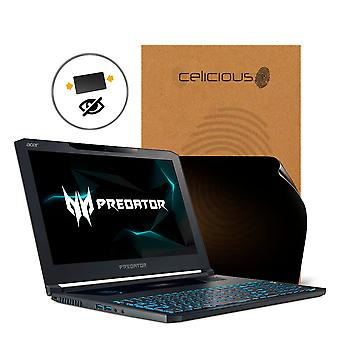 Celicious Privacy 2-weg Antispion Filter Screen Protector Film compatibel met Acer Predator Triton 700 PT715-51