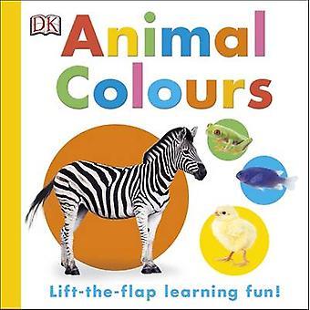Animali colori dalla DK - 9780241187616 libro