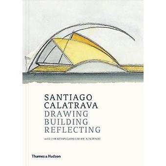 Santiago Calatrava - Drawing - Building - Reflecting by Santiago Calat