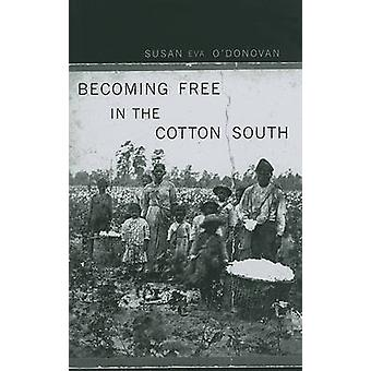 Becoming Free in the Cotton South by Susan Eva O'Donovan - 9780674045