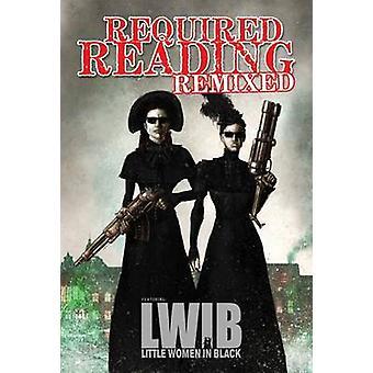 Lecture obligatoire remixé - Volume 3 - mettant en vedette Little Women in b noir