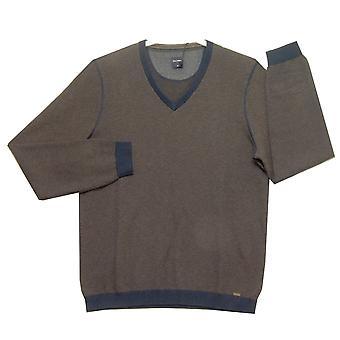 Olymp Sweater 5307 27 Tobacco