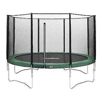 Salta Combo trampoline met veiligheidsnet ⌀213 cm - groen