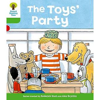 Oxford Reading Tree - Level 2 - Stories - the Toys' Party by Roderick Hu