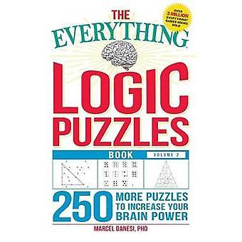 Allt bok av logik pussel volym Ii av Marcel Danesi - 9781507