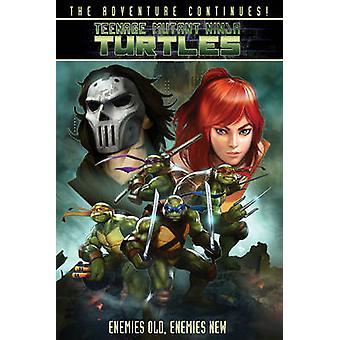 Teenage Mutant Ninja Turtles - fiender gamla - fiender nya av Mateus San