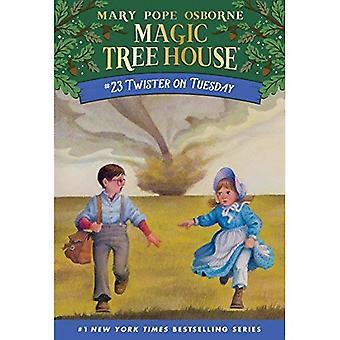 Twister on Tuesday (Magic Tree House)