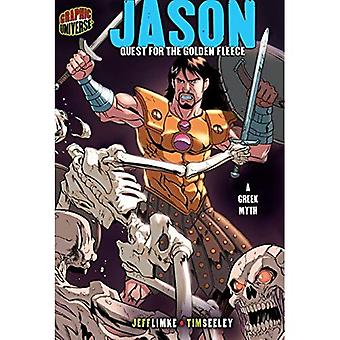 Jason: Quest for the Golden Fleece, a Greek Myth (Graphic Myths & Legends (Quality Paper))