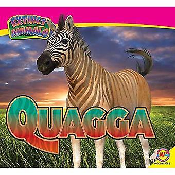 Quagga (Extinct Animals)