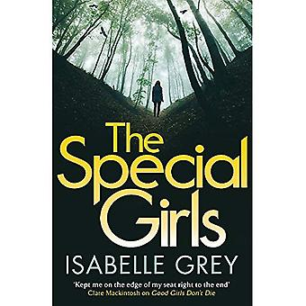 The Special Girls: an addictive and heart-stopping� crime thriller with a shocking twist (DI Grace Fisher)