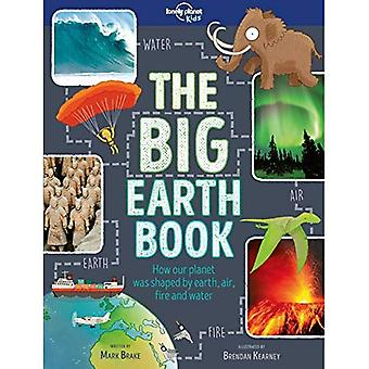 Le livre de la grande terre (Lonely Planet Kids)