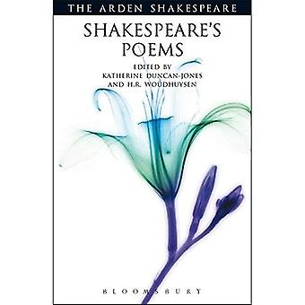 Shakespeare's Poems: Venus and Adonis, The Rape of Lucrece and The Shorter Poems (Arden Shakespeare: Third Edition)