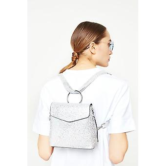 Street Level Mini Glitter Backpack