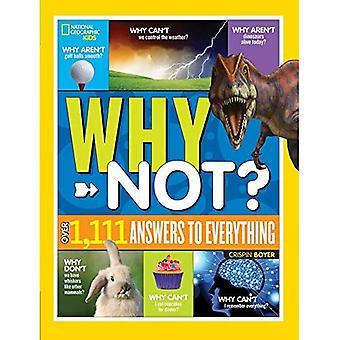 National Geographic a los niños ¿por qué no?: más 1.111 respuestas a todo