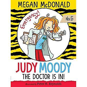 Judy Moody, MD: O doutor está em! (Judy Moody)