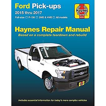 Ford F-150 Pick-Ups, 2015-'17 Haynes Repair Manual: Does Not Include F-250 or Super Duty Models� (Haynes Automotive)