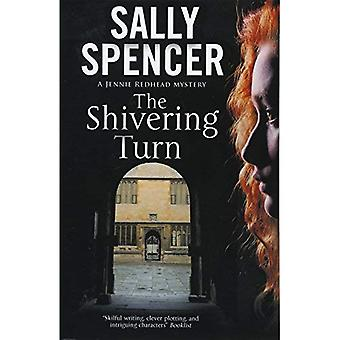 The Shivering Turn (A Jennie Redhead Mystery)