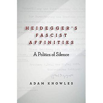 Heideggers fascistiske slektskap: en politikk av stillhet