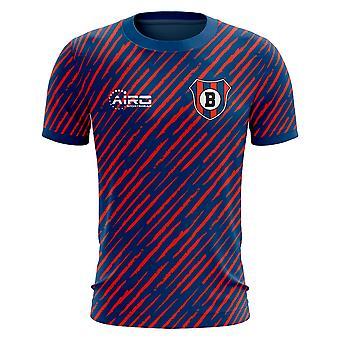 2019-2020 Bologna Home Concept Football Shirt