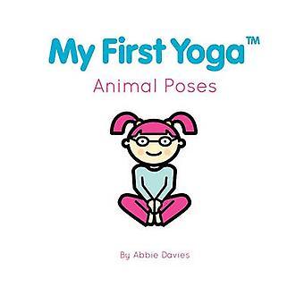 Il mio primo animale di Yoga pone da Davies & Abbie