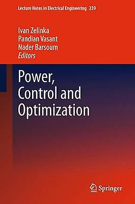 Power Control and Optimization by Zelinka & Ivan