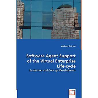 Supporto di agente software del Virtual Entreprise Lifecycle di Grnert & Andreas