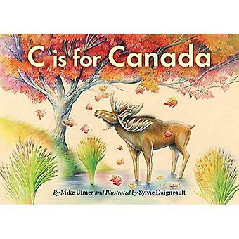 C est pour le Canada [cartonné]
