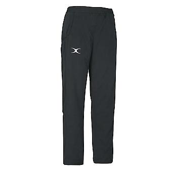 Gilbert Rugby Boys Kids Synergie Zipped Polyester Trousers
