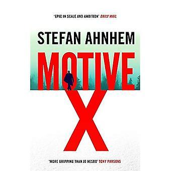 Motivo X (A Fabian Risk thriller)