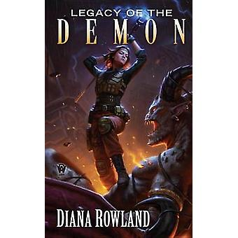 Legacy of the Demon by Diana Rowland - 9780756408275 Book