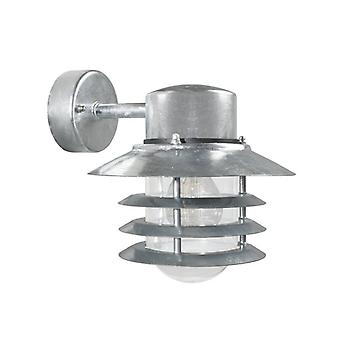 Vejers Down Wall E27 Galvanized