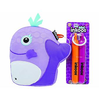 Mini Inkoo Assortimento Balena Viola