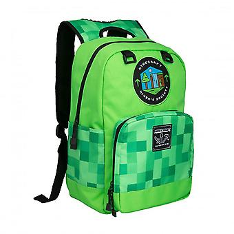 Minecraft rygsæk miners Society materiale: 100% polyester.