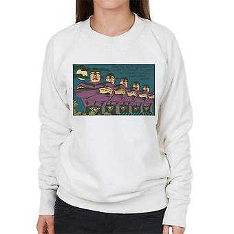 The Phantom Thru The Ages Women's Sweatshirt